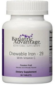Bariatric Advantage Chewable Iron