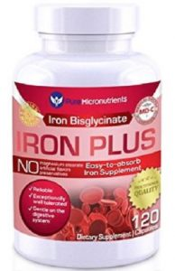 Iron Plus Premium Iron Supplement