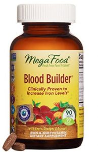 Mega Food Blood Builder Tablets