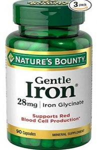 Nature's Bounty Gentle Iron