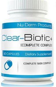 Nu-Derm Products Clear-Biotic