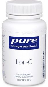 Pure Encapsulations Iron-C