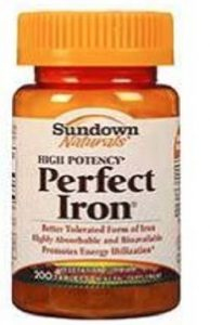 Sundown Perfect Iron