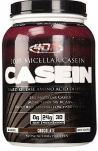 4 Dimension Nutrition Micellar Casein