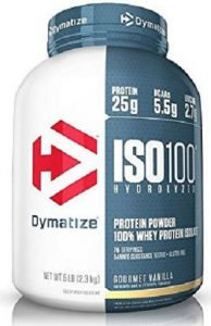 Dymatize-Nutrition ISO-100, Whey-Protein Powder
