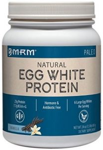 MRM All Natural Egg White Protein