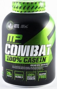 MusclePharm-Combat 100%-Casein