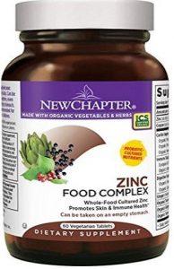 New Chapter Zinc Supplement