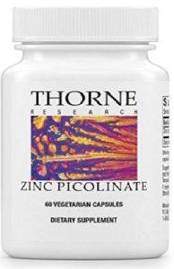 Thorne Research - Zinc Picolinate