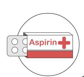 Jammed Finger Aspirin